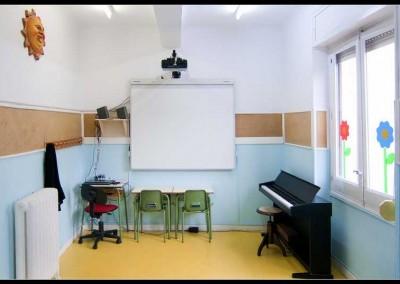 Aula Colegio FEM
