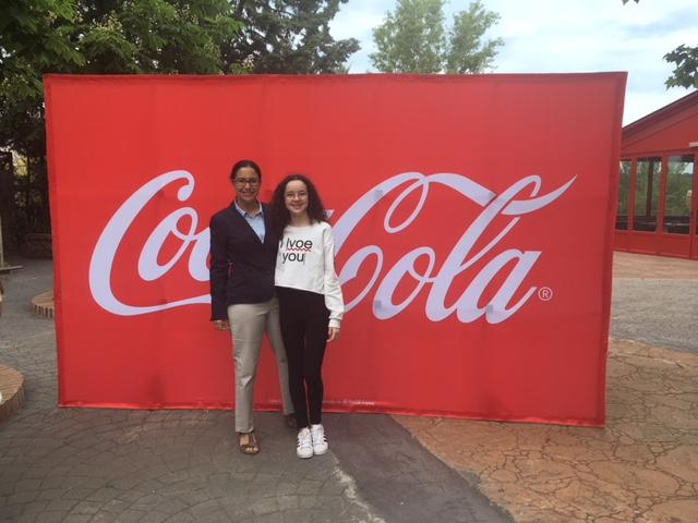 Concurso COCA COLA Jovenes Talentos