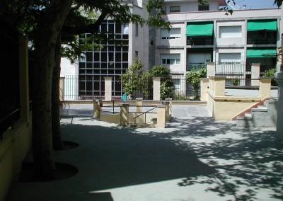 Patio Colegio FEM